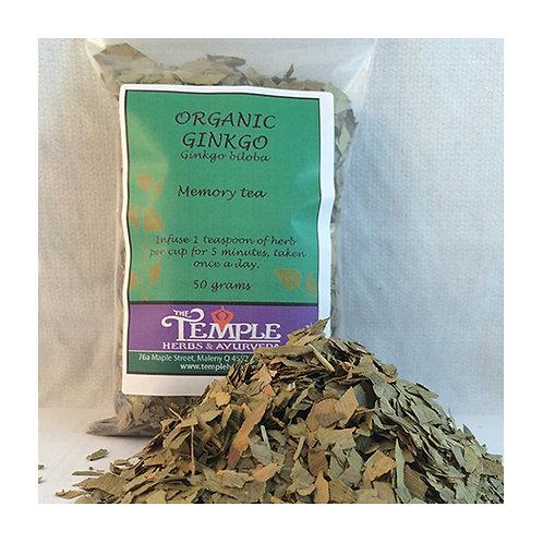 Ginkgo, 50 grams