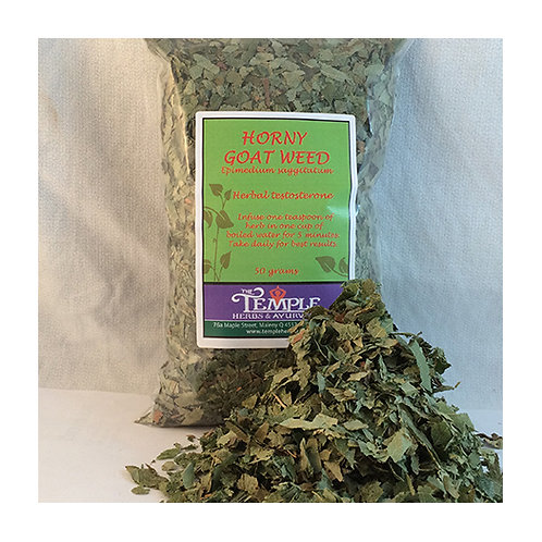 Horny Goat Weed, 50 gms