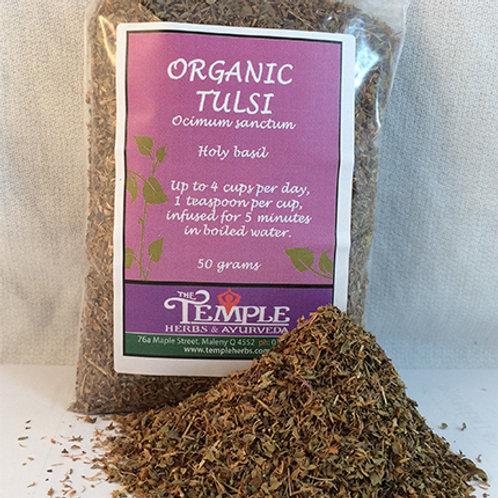 Tulsi (organic), 50 grams