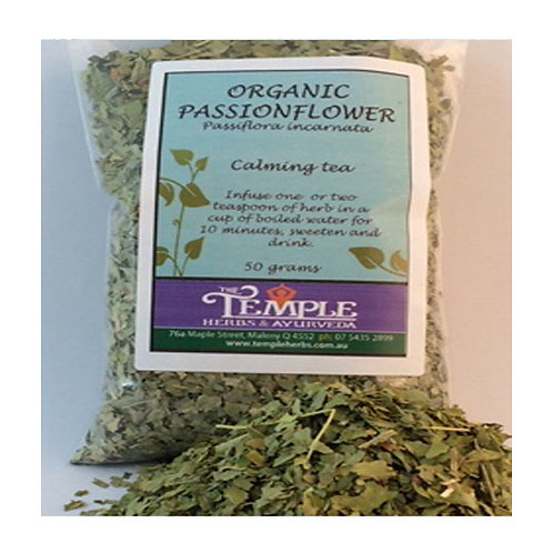 Passionflower (organic), 50 grams