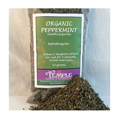 Peppermint Tea (organic), 50 grams
