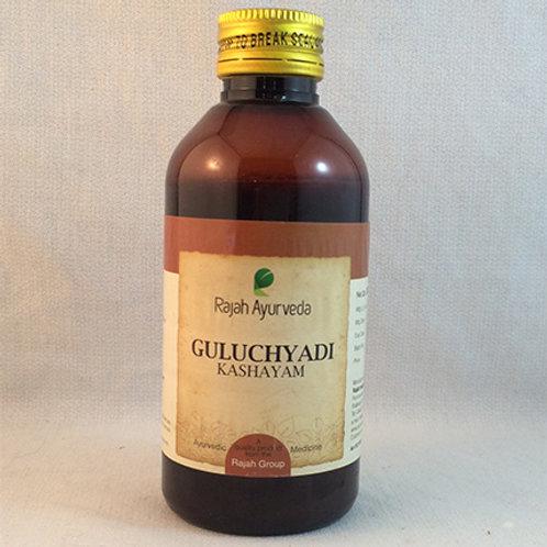 Guluchyadi Kashayam Liver, Blood & Kidney Detox, 200mls