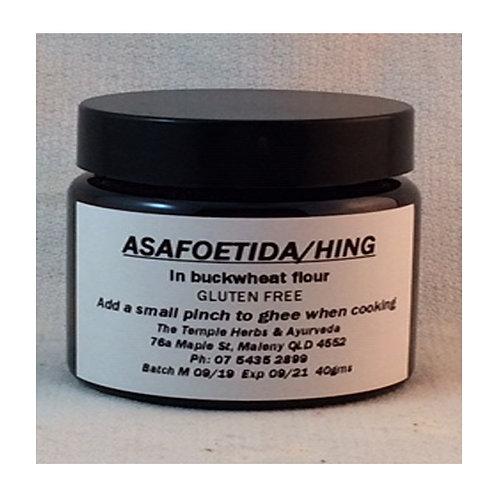 Asafoetida / Hing, 40gms