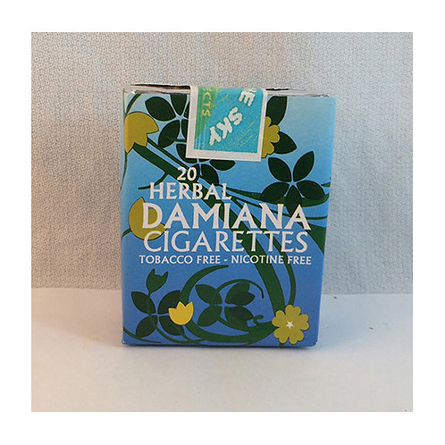 Damiana cigarettes CARTON