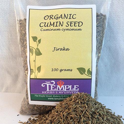 Cumin Seeds (organic), 50 grams