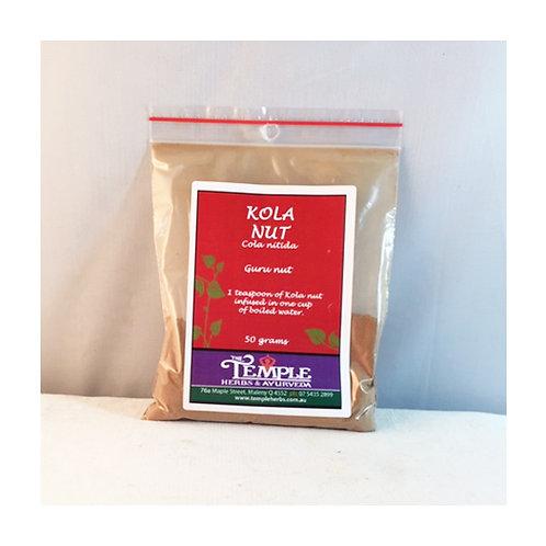 Kola Nut Powder, 50 grams