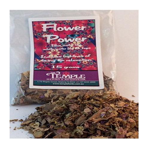 Flower Power herbal blend, 15 grams