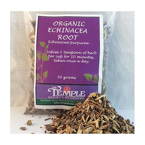 Echinacea Root (organic), 50 grams