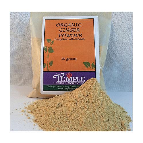 Ginger Powder (organic), 50gms