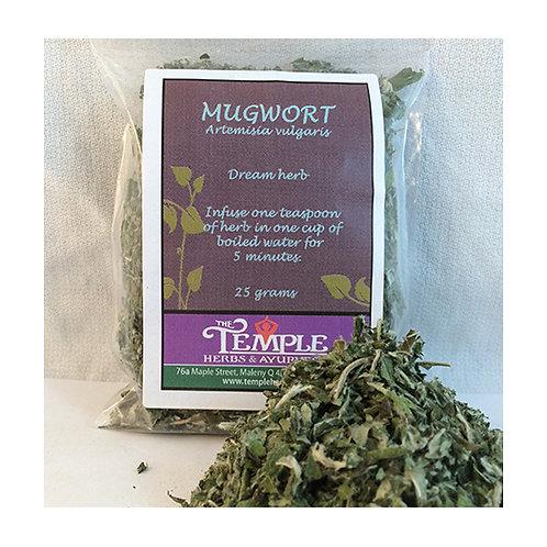 Mugwort (wildcrafted), 50 grams