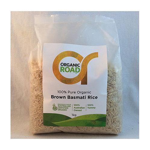 Brown Rice (organic)