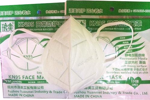 KN95 Face Masks x 2