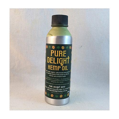 Pure Delight Hemp Oil - 125ml