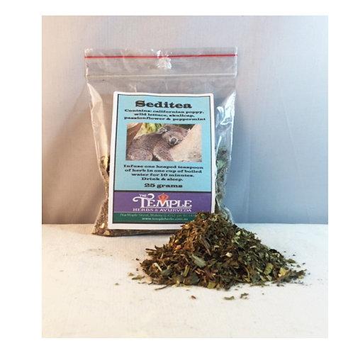 Seditea Herbal Blend Helps Treat Insomnia,  25 grams
