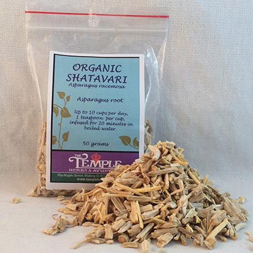 Shatavari Root (organic), 50 grams