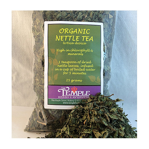 Nettle (organic), 50 grams