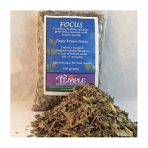Focus (organic) Tasty Brain Tony, 50 grams