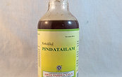 Pinda Oil, cooling massage oil - 200ml