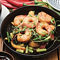 King prawns in Sichuan Sauce (6pcs)