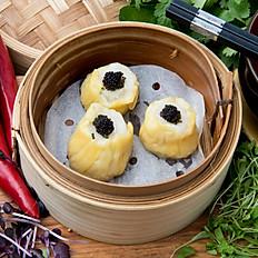 Scallop and King Prawn Dumpling (3pcs)