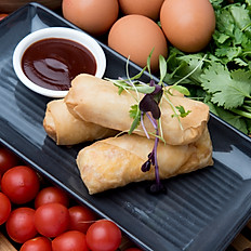 Seafood Spring Roll (3pcs)