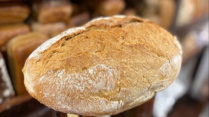 Chleb Chłopski - KROJONY