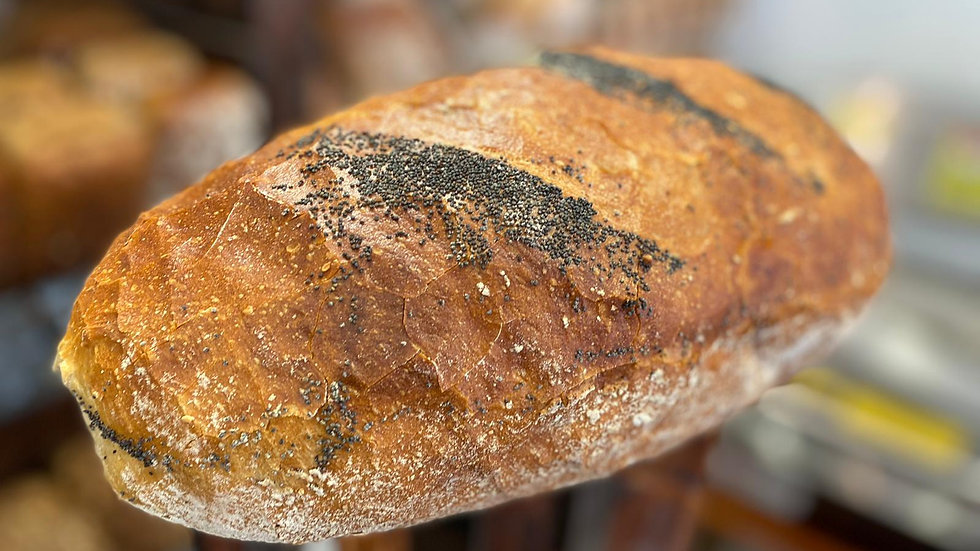 Chleb z Makiem - KROJONY