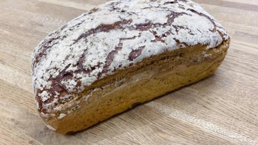 Chleb Żytni 100% - KROJONY