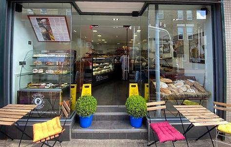 Olawa Bakery London