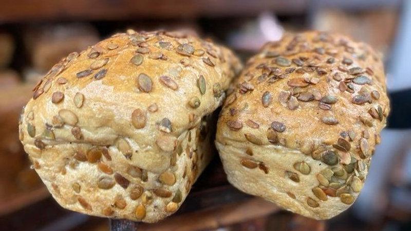 Chleb Dyniowy - KROJONY