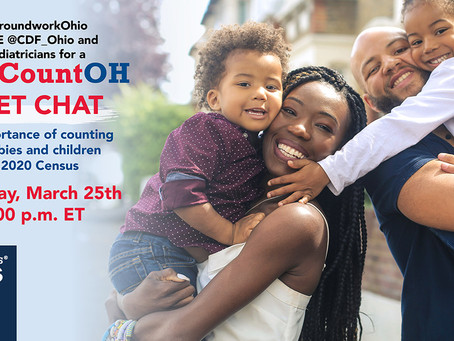 Join Us for a Census Twitter Chat