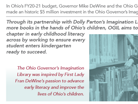 Promoting Early Literacy Through the Ohio Governor's Imagination Library