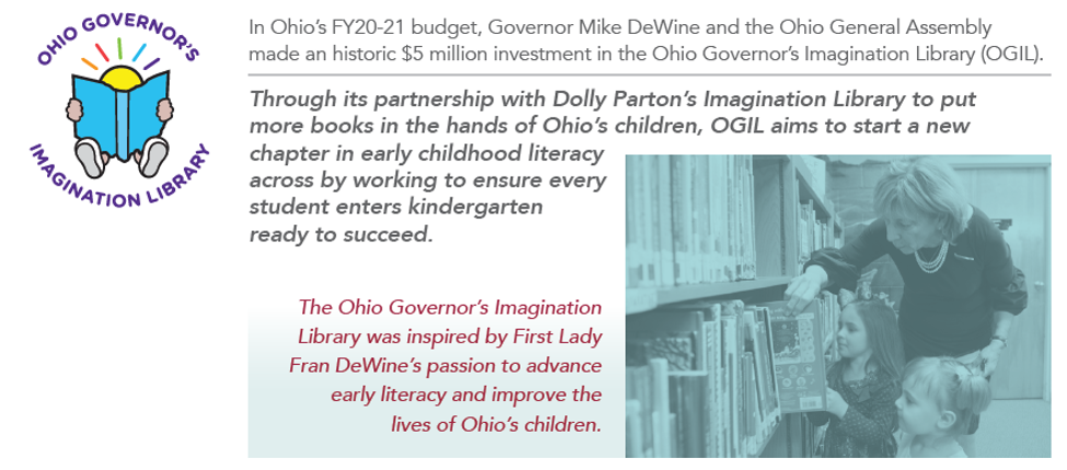 Promoting Early Literacy Through The Ohio Governor S Imagination Library