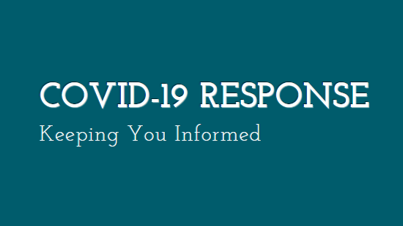 ICYMI Today's Webinar & New Resources On COVID-19 Response