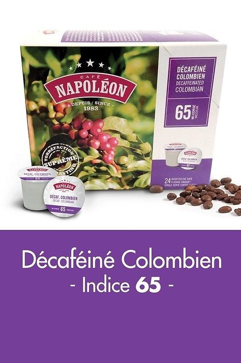 Décaféiné Colombien (24 k-cup/bte)