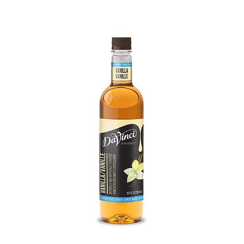DaVinci 750 ml. | Vanille Sans Sucre
