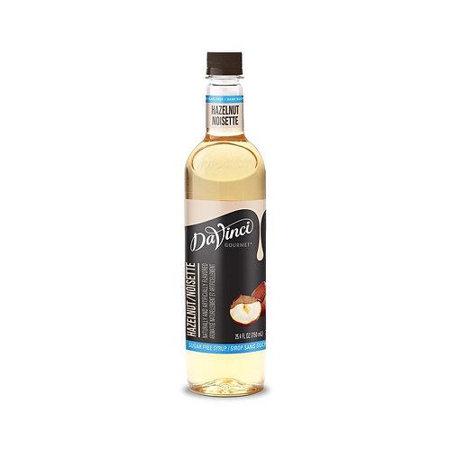 DaVinci 750 ml. | Noisette Sans Sucre