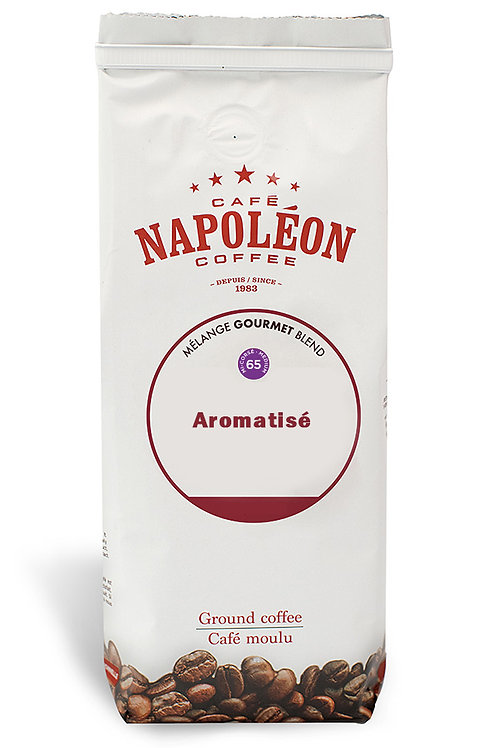 Café Aromatisé, 1 Kg.