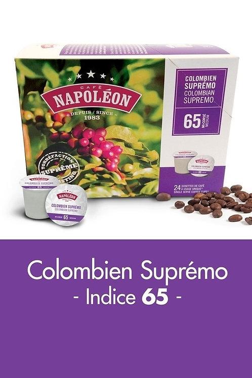 Colombien Suprémo (24 k-cup/bte)