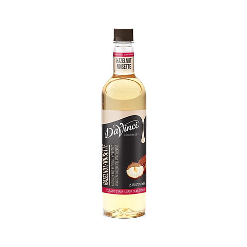 DaVinci 750 ml. | Noisette