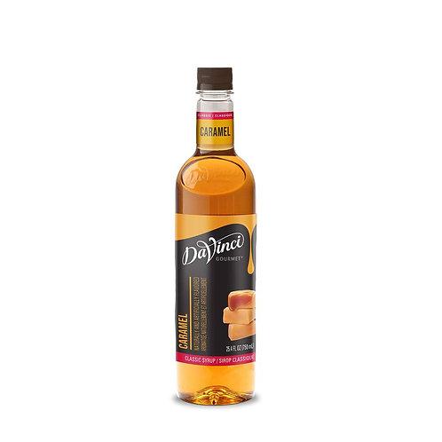 DaVinci 750 ml. | Caramel