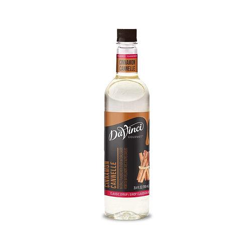 DaVinci 750 ml.   Cannelle Classique