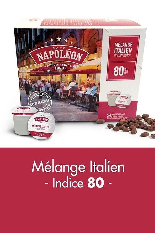 Mélange Italien (24 k-cup/bte)