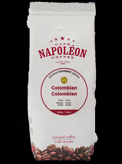 Colombien Brun: Indice 45