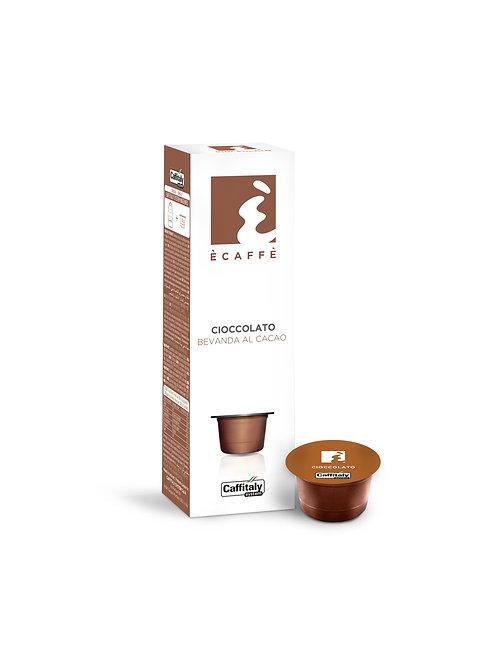 Cups (10) CAFFITALY | CIOCCOLATO (Chocolat Chaud)