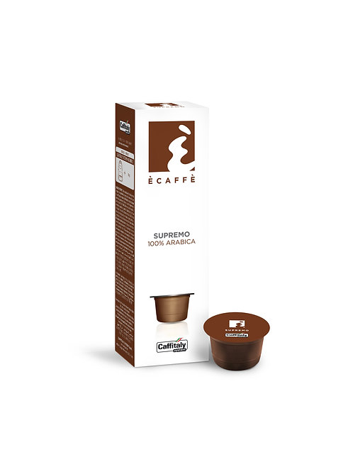 Cups (10) CAFFITALY   SUPREMO