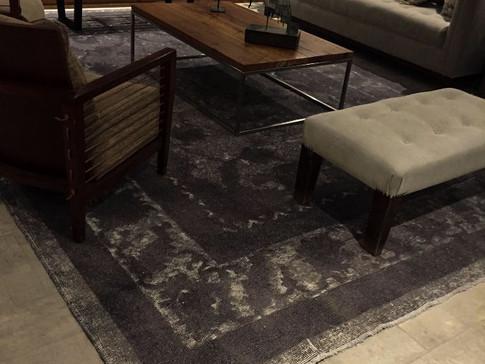 Vintage Turkish Carpet Living Room Decoration