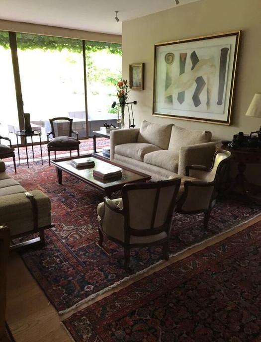 Living Room Turkish Carpet Inspritation