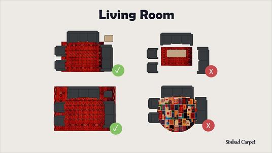 Carpet Size Guide,Sinbad Carpet.