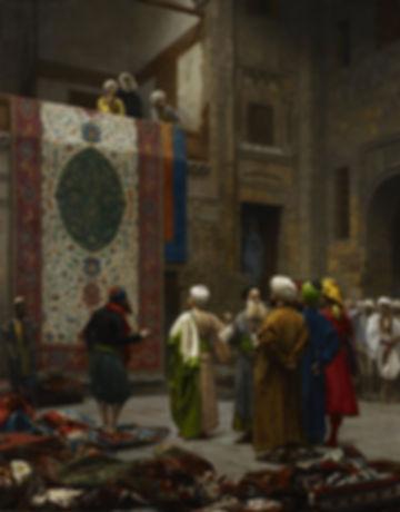Jean-Léon_Gérôme_Carpet_Market